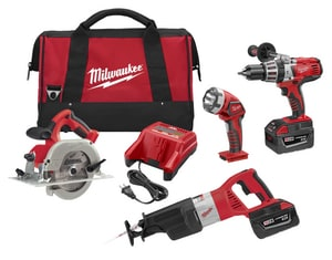 Milwaukee 28V Combination Kit M092829