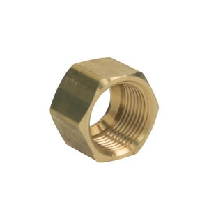 Brass Compression Nut B618