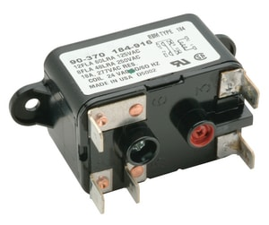 White Rodgers 24V SPDT Fan Relay W90370