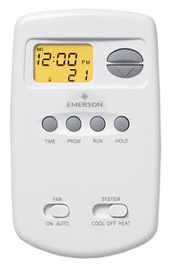 White Rodgers 2 Day Programmable Digital Thermostat W1E78151