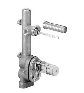 Dornbracht USA xTool Thermostatic Rough-In Valve with Single Tub and Shower Rough-In Valve D35437970900010