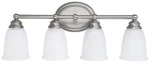 Capital Lighting Fixture 6 in. 100 W 4-Light Medium Bracket C108413