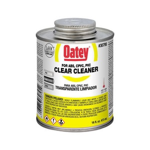 Oatey All Purpose Clear Cleaner O30795