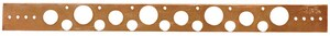Sioux Chief 20 x 1-3/4 in. Plated Bracket S521820