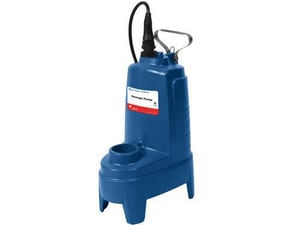 Goulds Pumps 1/2 hp 115V Sewage Pump GPS51P1F