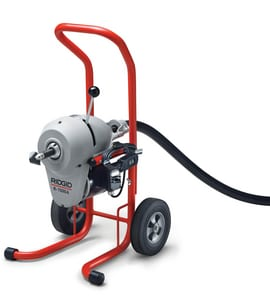 Ridgid 115 V Drain Cleaner Upright Frame R23712