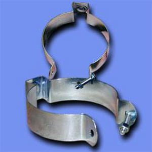 A & G Manufacturing 3/8 - 1/2 in. #0 Conduit Hanger with Bolt ACH0