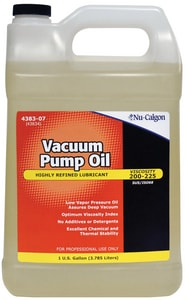 Nu-Calgon VAC Pump Oil N4383