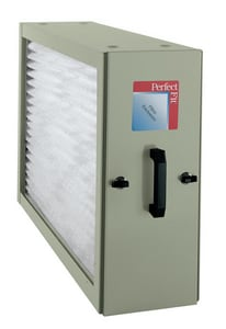 Trane TFM 21 in. Filter Enclosures with 5 in. Expandable High Efficiency Media Filter- Upflow Furances TTFMB0FR0