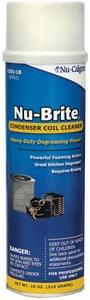 Nu-Calgon Nu-Brite® 18 oz. Aerosol Coil Cleaner N429118