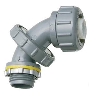 Arlington Industries 1/2 in. Liquid-tite Adjustable 90 Degree Elbow ARLNMLT5090