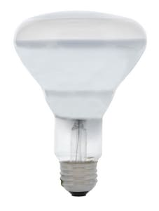 Sylvania 65W BR30 Incandescent Light Bulb with Medium Base S65BR30FLCVP