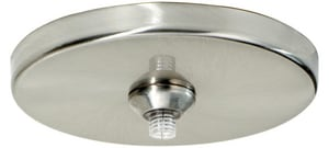Tech Lighting 4 in. 50 W Round Flush Canopy T700FJ4RF