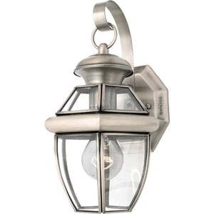 Quoizel Newbury 7 in. 150 W 1-Light Medium Lantern QNY8315