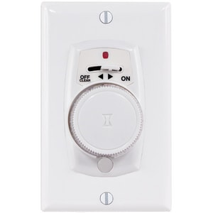 Intermatic 500 W 24 Hour Time Switch in White IEJ351C