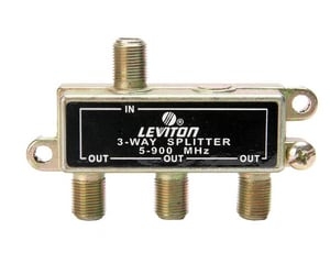 Leviton 3-Way Splitter L409873