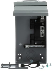Siemens Energy & Automation 125 Amp 120 V SPA Panel Breaker Enclosure SW0408ML1