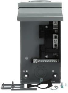 Siemens Energy & Automation 125 Amp 120 V SPA Panel Breaker Enclosure SW0408ML1