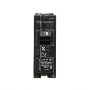 Siemens Energy & Automation 120 V 1-Pole Plug Inch Breaker SQ1