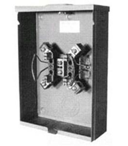 Milbank Manufacturing 600 Vacuum Underground 4-Term Motor MU7040XLTG