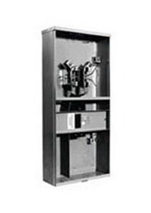Milbank Manufacturing 120/280 Vacuum 4-Term Underground Motor MU3990XL200