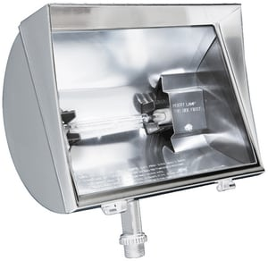 Rab Electric Manufacturing 500 W T3 1-Light Halogen Flood Light RQF500
