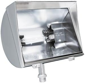 Rab Electric Manufacturing 500 W T3 1-Light Halogen Flood Light RQF500