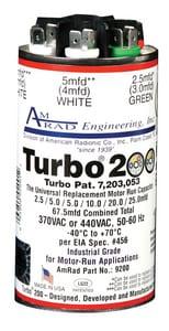 Vladmir Turbo Multi Round Capacitor GTURBO200
