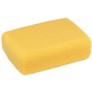 Marshalltown Trowel Extra-Large Grouting Sponge in Yellow MTGS1