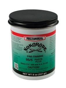 Rectorseal Nokorode® 95/5 1/2 pt Pre-Tinning Paste REC14115