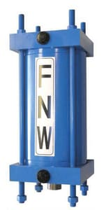 FNW 10 in. Linear Composite Actuator FNW10BS