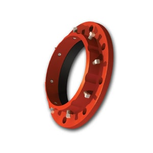 Napac Ductile Iron C153 Reducer NRFC20D