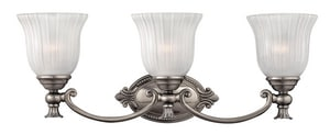 Hinkley Lighting Francoise 100 W 3-Light Medium Sconce H5583
