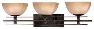 Minka Lineage™ 75 W 3-Light Medium Bath Sconce M6273357