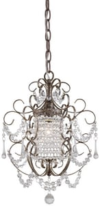 Minka Westport 60 W 1-Light Mini Chandelier M3121333