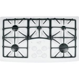 General Electric Appliances Profile™ Series 36 in. Built-In Gas Cooktop GJGP970TEK