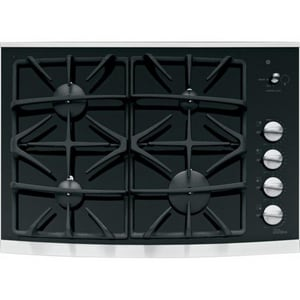 General Electric Appliances Profile™ Series 30 in. Built-In Gas Cooktop GJGP940SEK