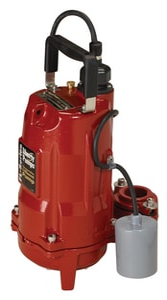 Liberty Pumps FL50 Series 115 V 1/2 hp 10 ft. Cord Single Phase LFL51M