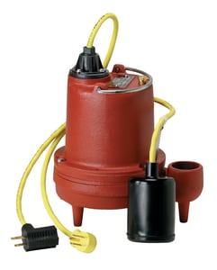 Liberty Pumps Automatic High Temperature Submersible Pump LHT41A