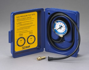 Ritchie Engineering Gas Pressure Test Kit 0- 35 WC R78060
