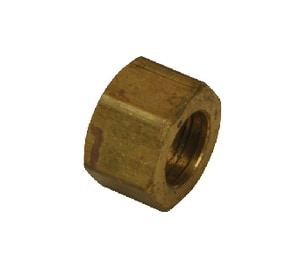 PROFLO® Compression Brass Nut PFCN