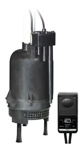 Little Giant Pump 1/3 hp 115V 60 hz Sump Pump L507700