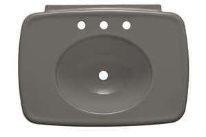 Kohler Bancroft® 8-11/16 in. 3-Hole Bathroom Sink in Cashmere K2348-8-K4