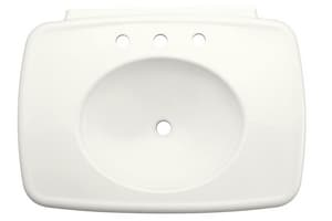 Kohler Bancroft® 3-Hole Bathroom Sink K2348-4
