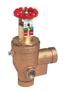 Victaulic Orifice Valve with Gauge VV720GF0