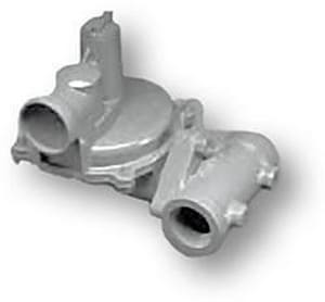 Actaris U.S. Gas 3/4 in. Gas Service Regulator with Internal Relief Valve AB42RF