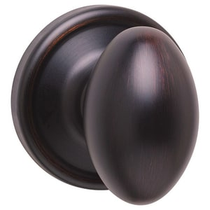 Kwikset Stationary Knob in Venetian Bronze K788L11P
