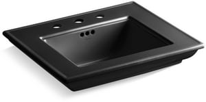 Kohler Memoirs® 3-Hole Pedestal Bathroom Sink Basin K2345-8