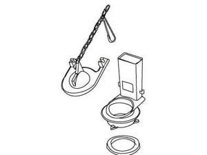 Kohler Flush Valve Kit K1048717