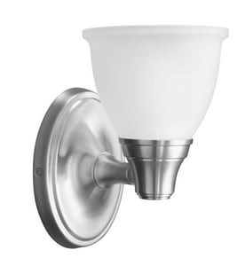 Kohler Forte® 100W 1-Light Standard Base Incandescent Wall Sconce K11365